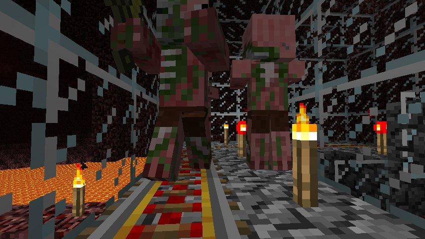 pigmen party screenshot